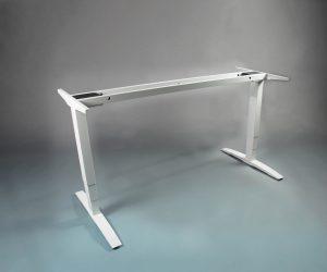 OMT frame zonder tafelblad - zit sta bureau - thuiswerktafel