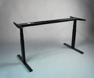 LINAK frame zonder tafelblad - zit sta bureau - thuiswerktafel