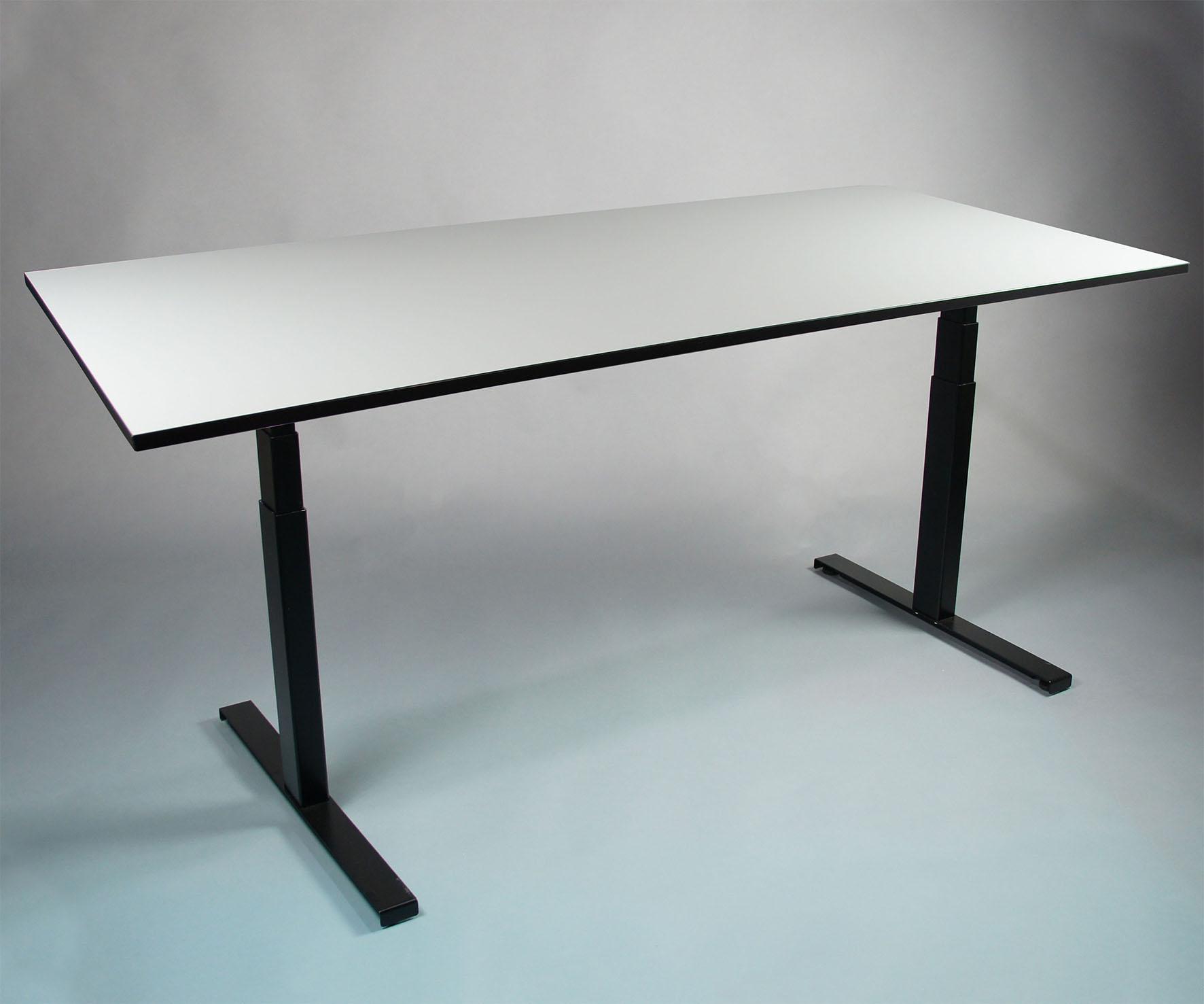 LINAK frame met tafelblad - zit sta bureau - thuiswerktafel