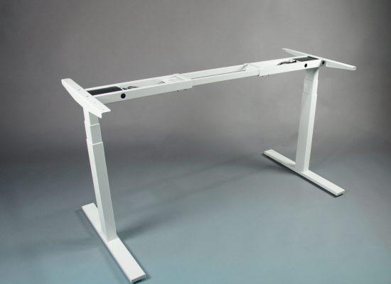 SMART TABLE frame zonder tafelblad - zit sta bureau - thuiswerktafel