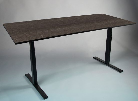 LINAK frame met tafelblad - zit sta bureau - thuiswerk bureau